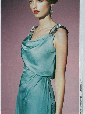 Weekend Australian Magazine - Aurelio Costarelle Gown - November 2012