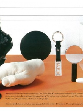 AFR Magazine - Wax bust of Napoleon by Cire Trudon